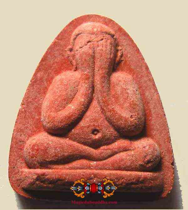 phra pidta amulet by luang phor foo