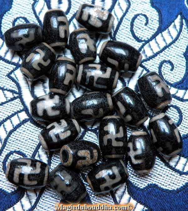 perle svastika tibet