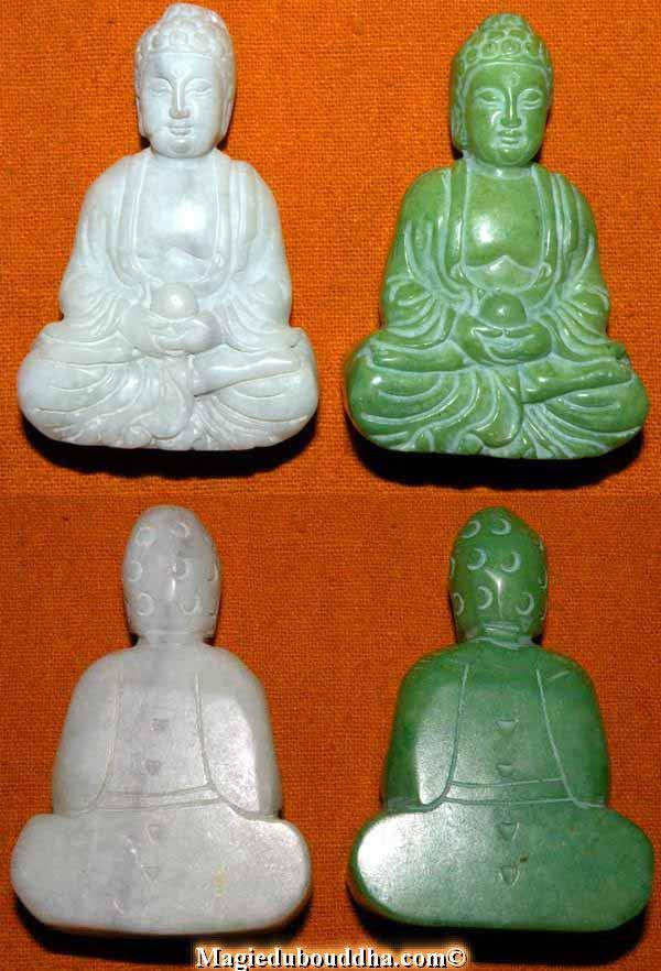 bouddha jade