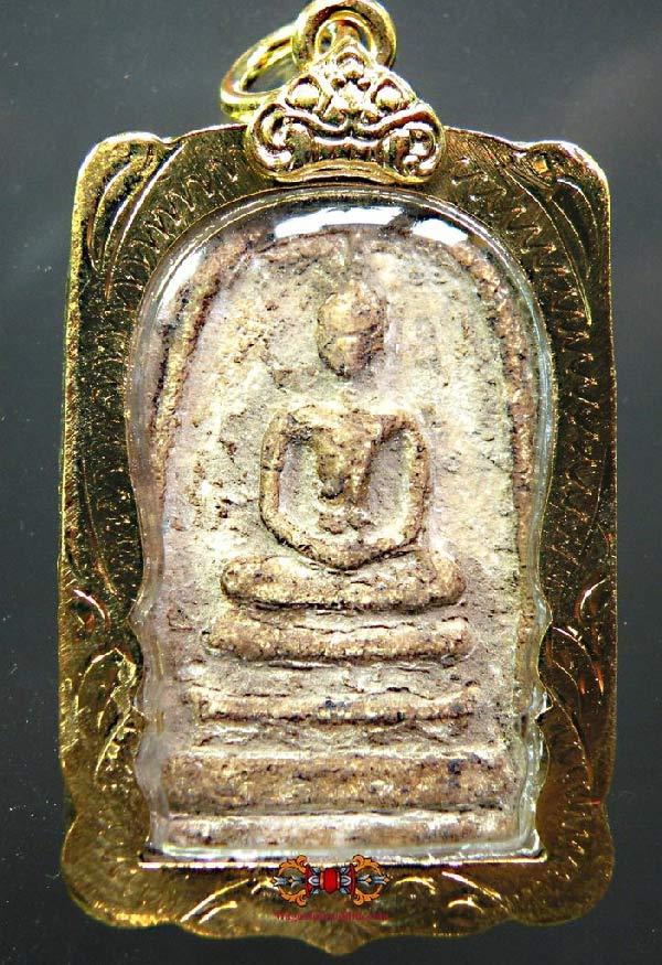 The Phra Somdej amulets of Thailand - Magiedubouddha com