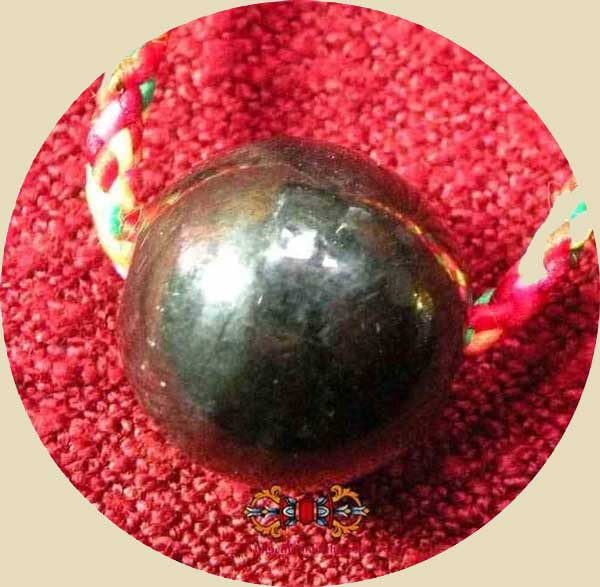 spell bead anti black magic amulet
