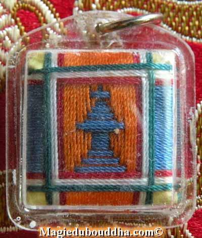 amulette de santé sakya trizin