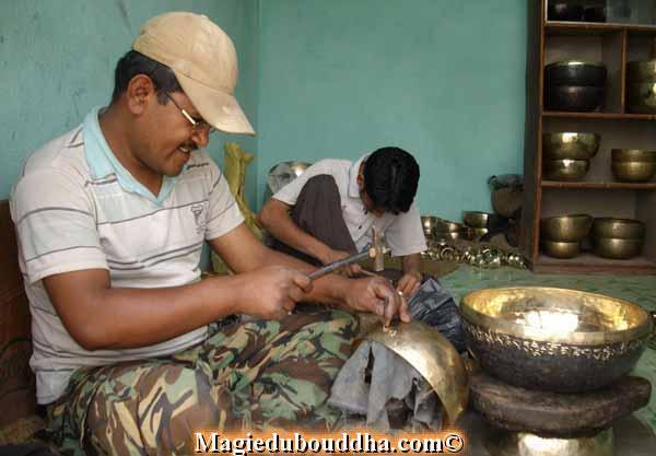artisan bol chantant
