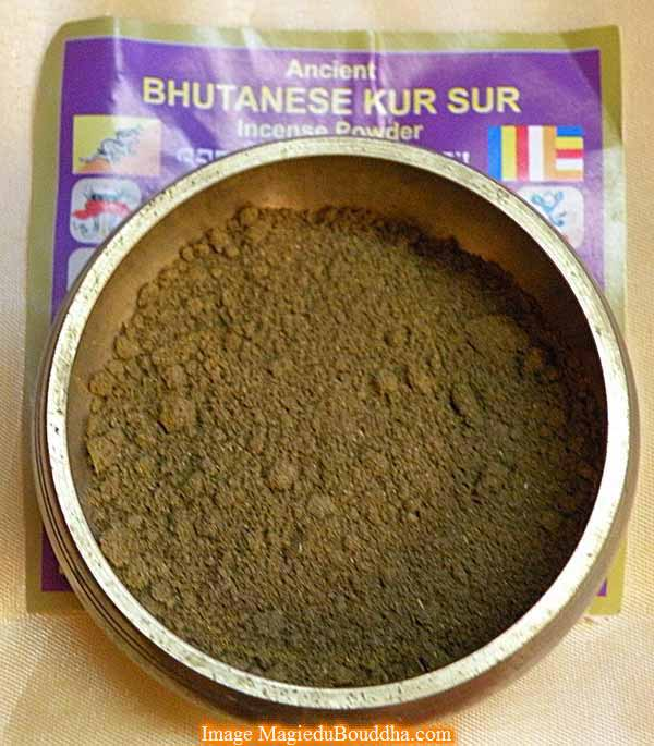 kur sur incense
