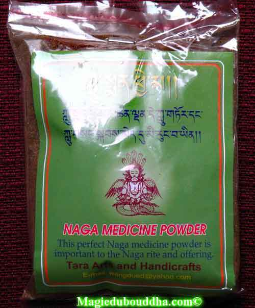 naga medecine powder