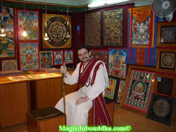 tibetan thangka gallery