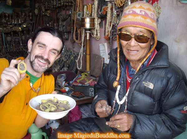 vieux tibetain.