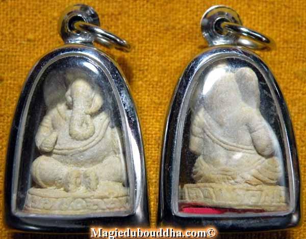 Amulette Thai de ganesh.