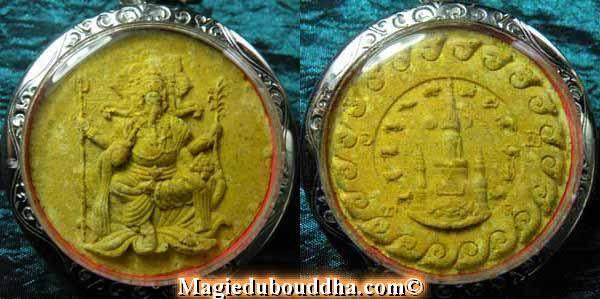 ganesh tantrique amulette Thai.