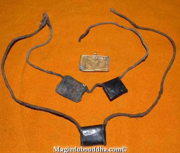 amulettes shivaites