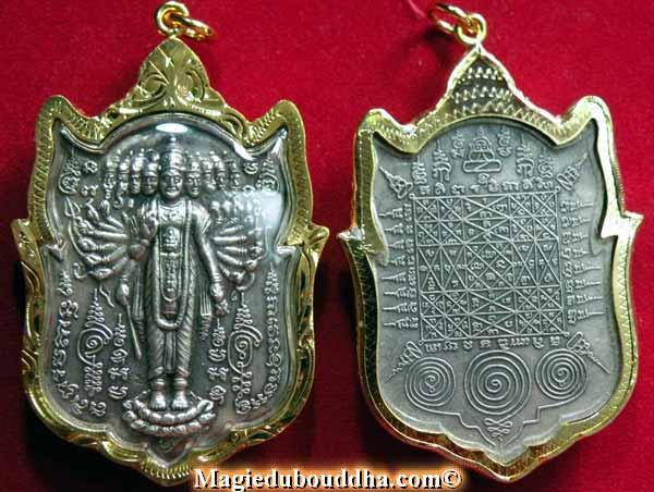 médaille shiva