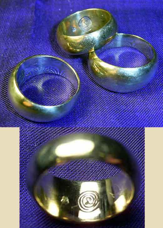 wen phirod meditation ring by luang phor dooh