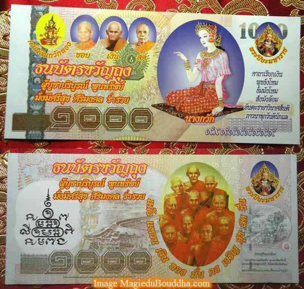 billet de fortune nang kwak