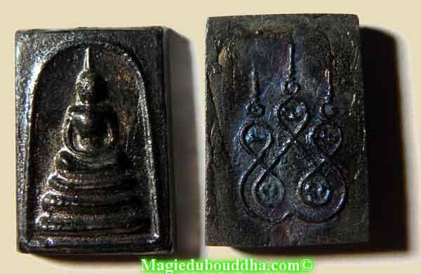 phra somdej amulette alchimique