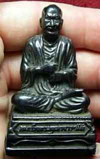 alchemic luang phor toh statue