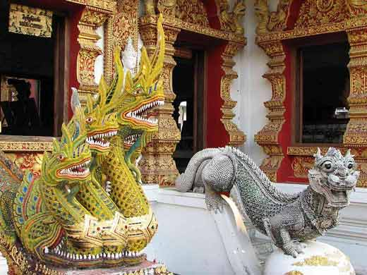 dragon thailande