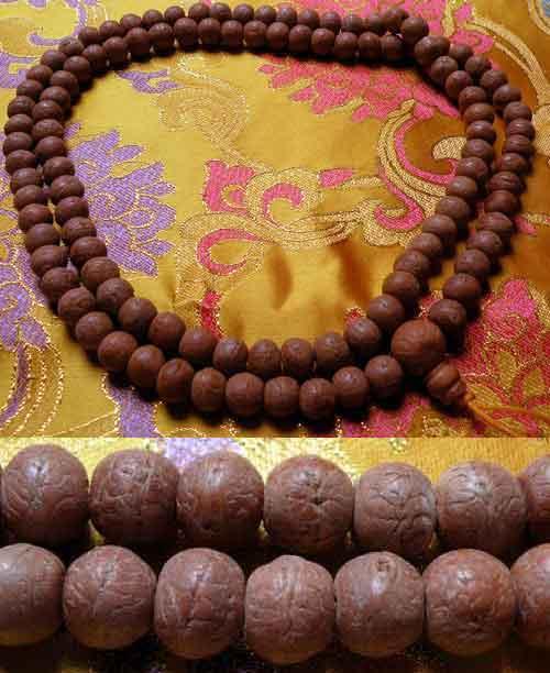 Aides à la prière Mala-graine-de-boddhi
