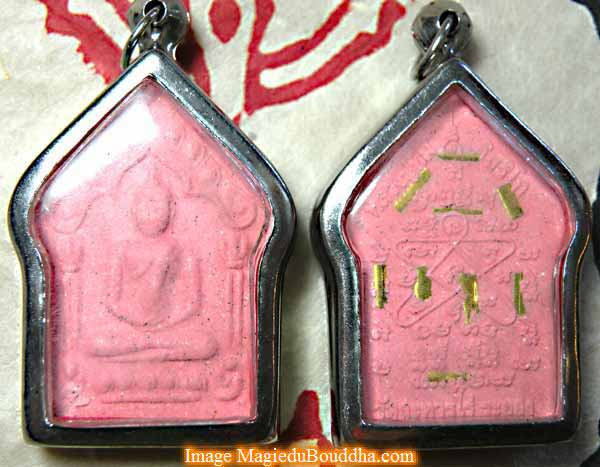 phra khunpen pink with takroot