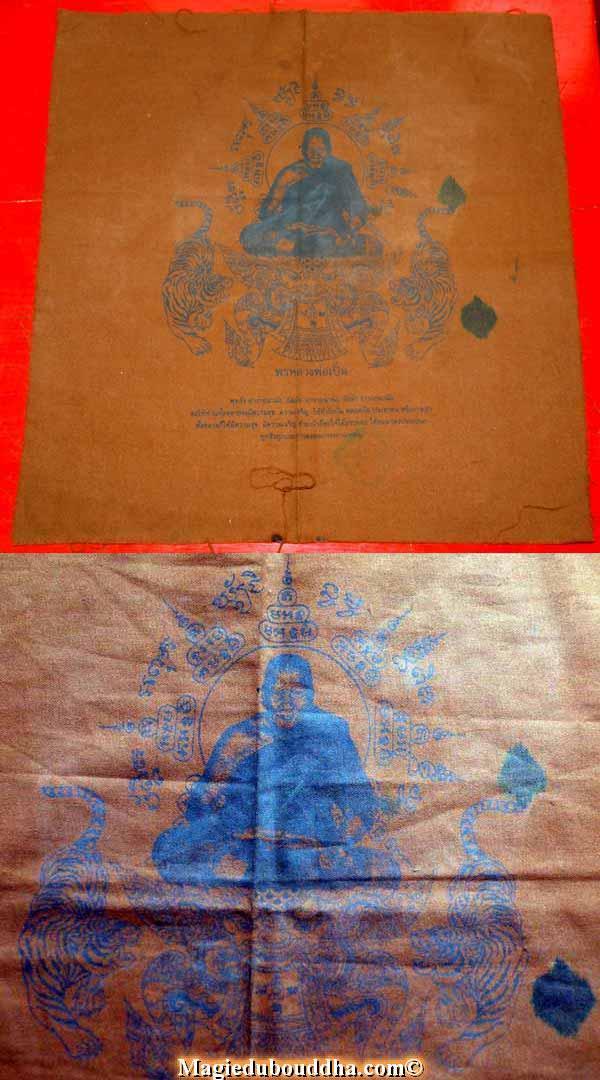 pa yant amulette thai