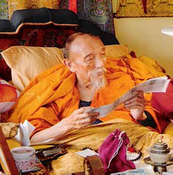 Son Eminence Chogye Trichen Rinpoché  Ct2