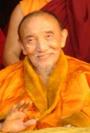 Son Eminence Chogye Trichen Rinpoché  Ct3
