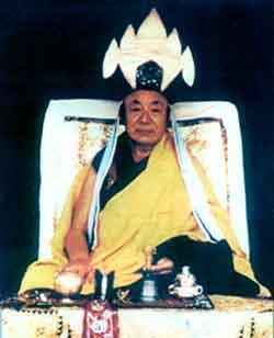 Le Très Vénérable Lama Guendune Rimpotché  Guendune22
