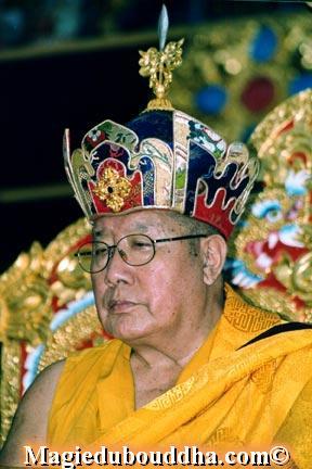 Penor Rinpoché Ceremony2