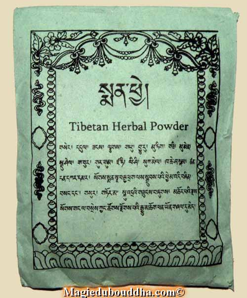 tibetan herbal powder