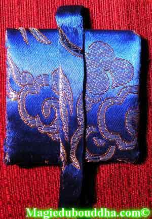 wrathfull gourou amulet