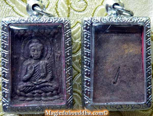 bouddha amulette