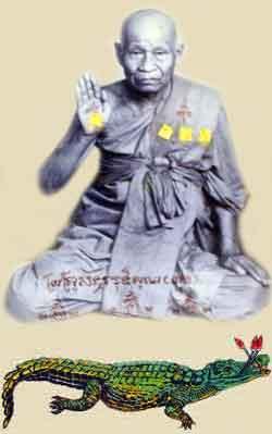 luang phor phut of Wat klang bang phra