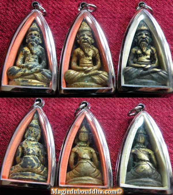 amulettes bénies des lersi