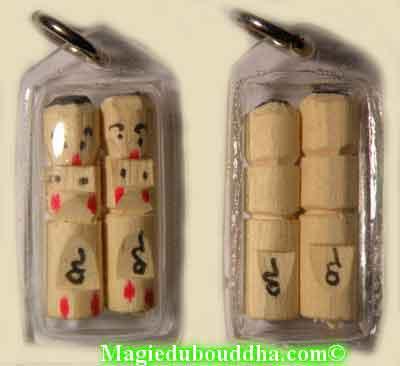 lak yom amulette thailande