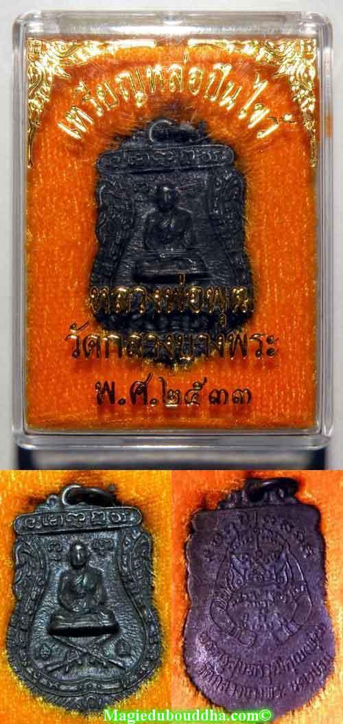 médaille magique thailande