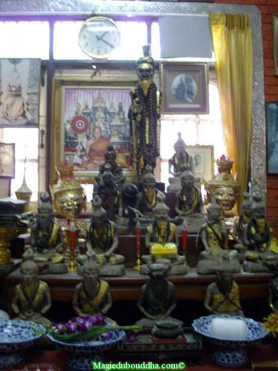 autel des Lersi