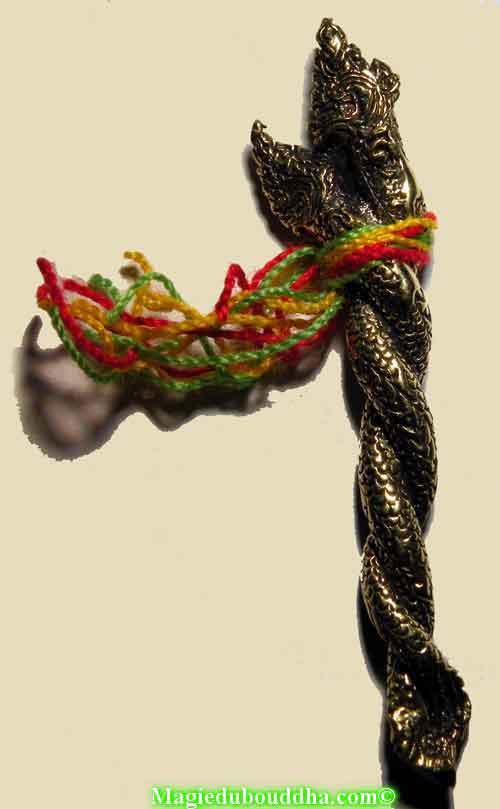 amulette nagas luang phor sangha