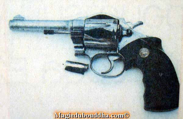 arme explosée