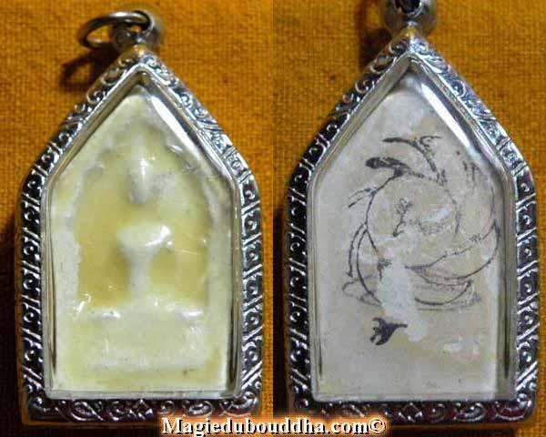 phra khunpen amulette de charme magique
