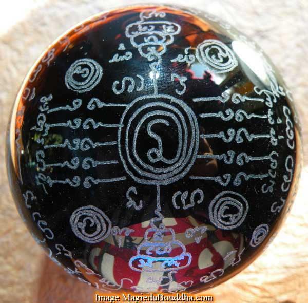 theravada thailand crystal ball