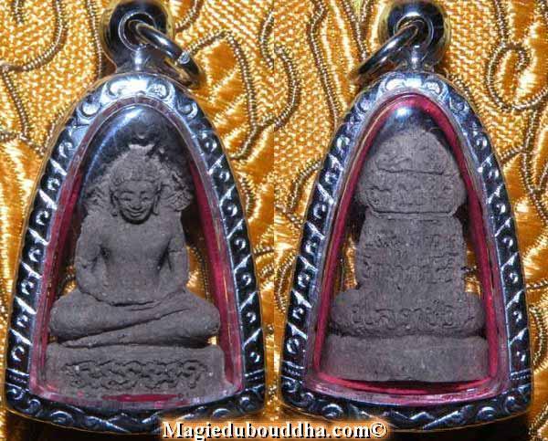 amulette du bouddha