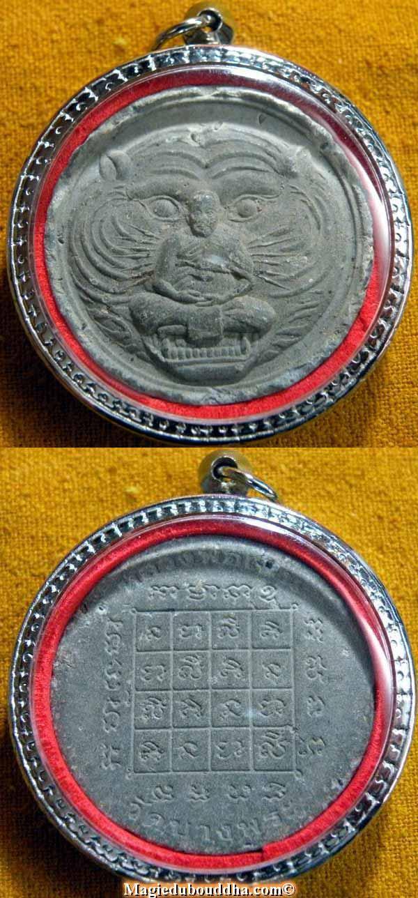 amulette tigre par lp pern