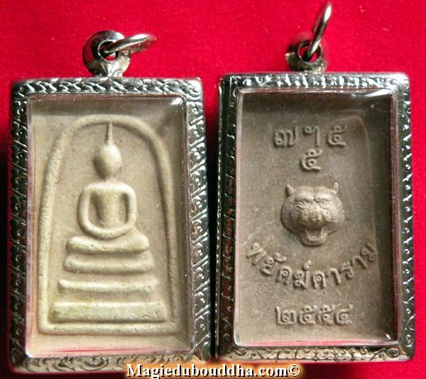 phra somdej magie thailande bouddha