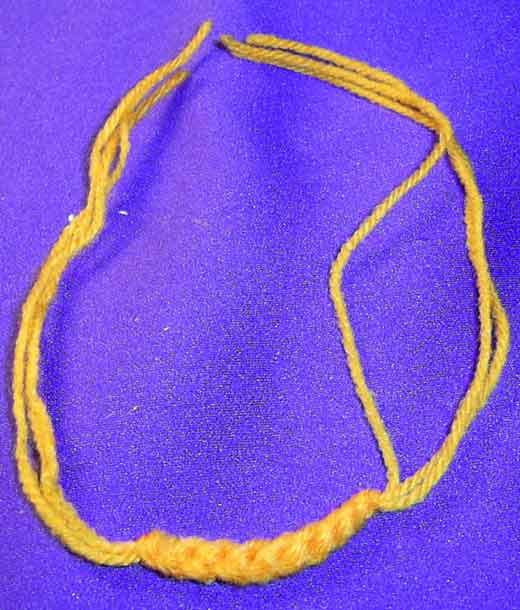 bracelet Bouddhiste bénis Saï Sin