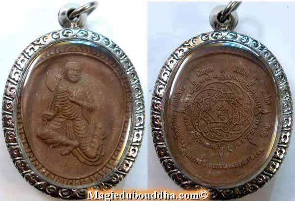 amulette bouddha chinois