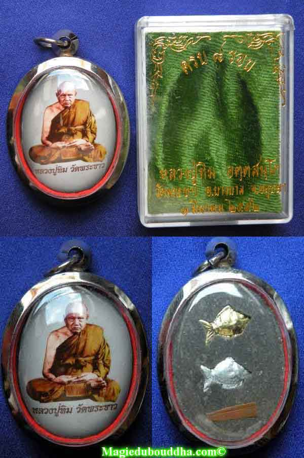 locket pla tapian luang phor tim