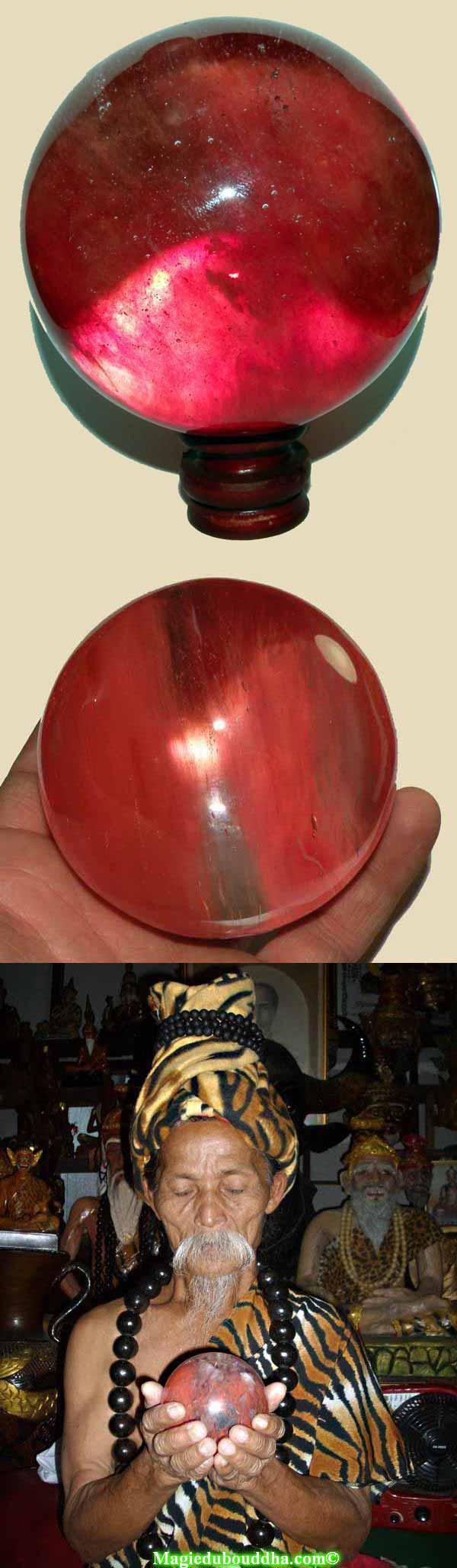 boule de cristal de lersi po kassem