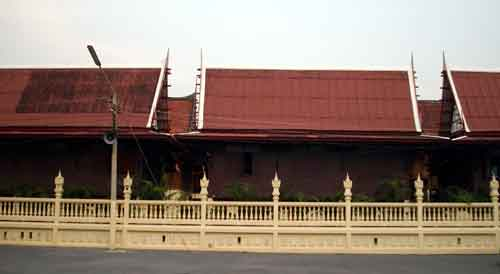 quartier des moines temple thai